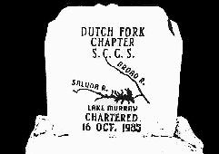 Dutch Fork Chapter of SCGS, Inc.